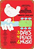 Kilburn Woodstock Retro Creative Wall Decoration Personnalité Tendance Fond Simple...