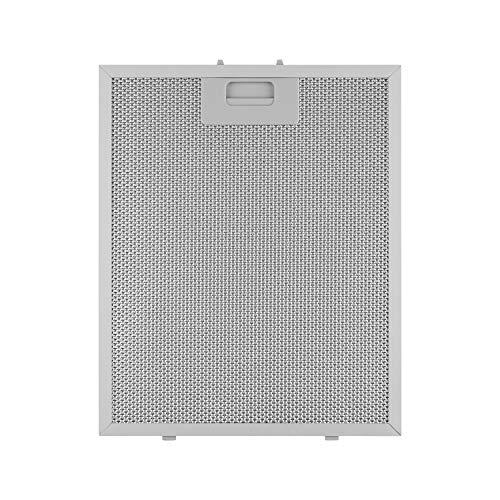 Klarstein Fettfilter für Dunstabzugshauben, 26 x 32 cm, Austauschfilter Ersatzfilter Zubehör, Aluminium
