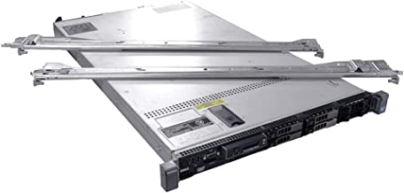 Dell PowerEdge R610 Dual Intel Xeon 2.66Ghz X5650 Six-Core Processors 32GB DDR3 RAM 6-Port 4X (2X 72GB, 2X 600GB) 2.5 inch Hard Drives 2X 717W Redundant PSU Enterprise Management 1U Rack Server