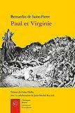 Paul et Virginie - Editions Classiques Garnier - 21/08/2019