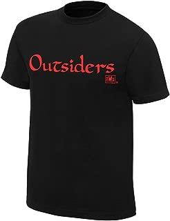 WWE NWO Wolfpac Outsiders Retro T-Shirt
