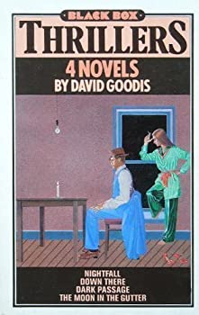 4 Novels: Nightfall, Down There, Dark Passage and The Moon In The Gutter 0946391319 Book Cover