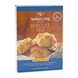 This package contains 1 biscuit mix that makes 10 biscuits. Fool-proof recipe; Southern Living's quick and easy biscuits come ready in minutes. A perfect complement to soups, stews, pot roast and more for breakfast, lunch and dinner. Gourmet biscuit ...
