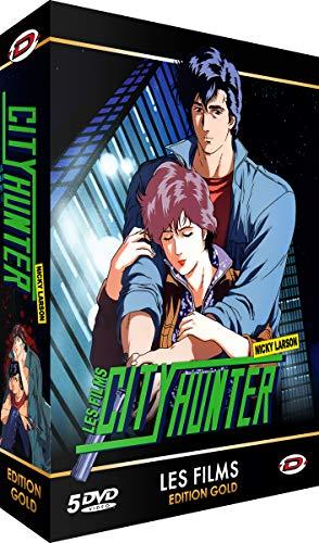 City Hunter (Nicky Larson) - Intégrale Films & OAVs - Edition Gold (5 DVD + Livret)