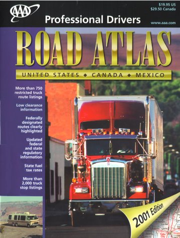 Best Road Atlas for Truck Drivers