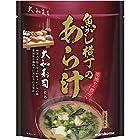 マルコメ 大和寿司監修 魚がし横丁のあら汁 5食