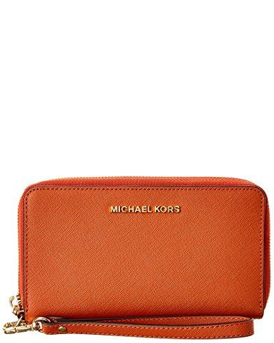MICHAEL by Michael Kors Jet Set Travel Arancione one size Arancione