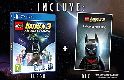 LEGO Batman 3: Más allá de Gotham - Edición Exclusiva Amazon - PlayStation 4