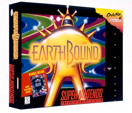 EarthBound - Wii U [Digital Code]