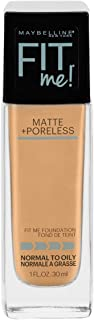 Maybelline Fit Me Matte & Poreless Mattifying Liquid Foundation - Natural Beige 220,30ml