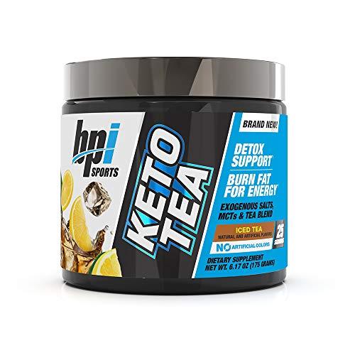 BPI Sports Keto Tea