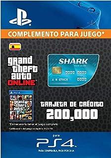 Grand Theft Auto Online - GTA V Cash Card | 200,000 GTA-