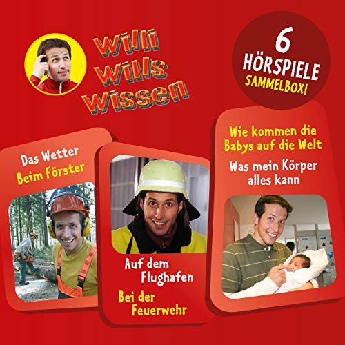 Willi wills wissen 10-12 cover art