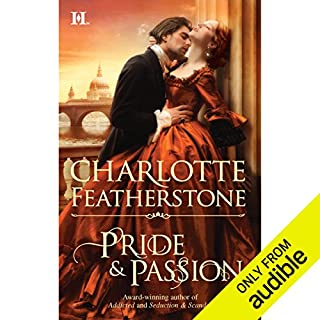 Pride & Passion                   By:                                                                                                                                 Charlotte Featherstone                               Narrated by:                                                                                                                                 Bianca Amato                      Length: 11 hrs and 2 mins     320 ratings     Overall 4.0