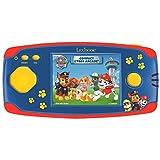 Lexibook PAW Patrol Helfer auf Vier Pfoten Chase Compact Cyber Arcade Tragbare Spielkonsole, 150 Gaming, LCD, Batteriebetrieben, Rot/Blau, JL2365PA -