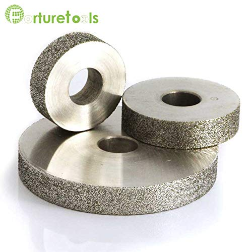 Purchase Xucus 1 piece Electroplated bond diamond abrasive grinding wheel for tungsten steel type si...