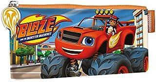 Blaze And The Monster Machine- 0 Portatodo Plano, 0 (CYP Imports PT-01-BZ)