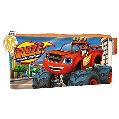 Blaze And The Monster Machine- 0 Portatodo Plano, 0 (CYP Imports PT-01-BZ)