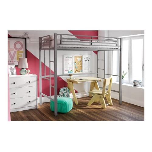 Loft Bed for Girls: Amazon.com
