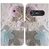 TienJueShi Sea Star Fashion Stand TPU Silicone Book Stand