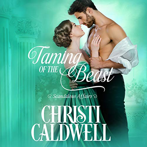 Taming of the Beast Audiobook By Christi Caldwell cover art