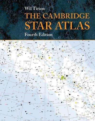 The Cambridge Star Atlas (English Edition)
