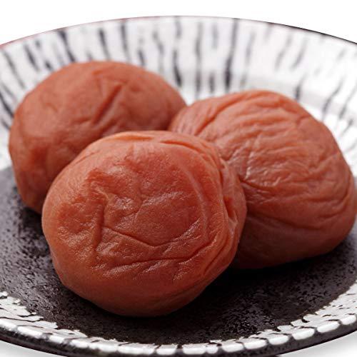 梅色生活 紀州南高梅A級品 特選梅干 しそ風味 塩分11% 1kg(お徳用)