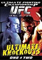 Ufc: Ultimate Knockouts 1 & 2 [DVD]