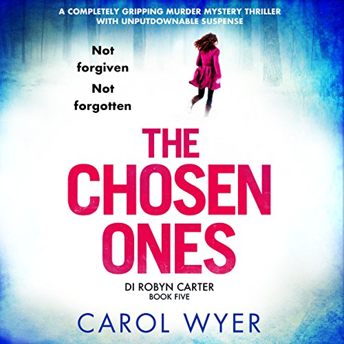 The Chosen Ones audiobook cover art