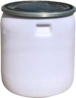 Bucket De Rangement En Plastique De Qualité Alimentaire, Seau Chimique, Grand Seau Rond Avec Couvercle De Verrouillage De ...