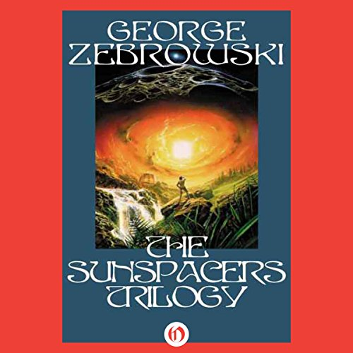 The Sunspacers Trilogy audiobook cover art