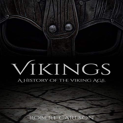 『Vikings: A Concise History of the Vikings』のカバーアート