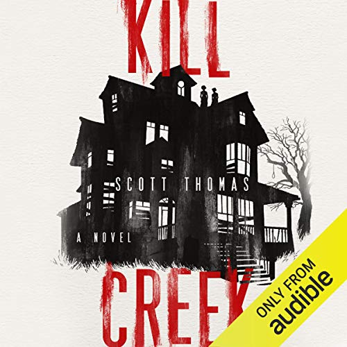 Page de couverture de Kill Creek