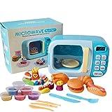Raspbery Microondas Vajilla Juguetes Simulación Juego De Utensilios De Cocina Juguete Pequeño Electrodoméstico Utensilios De Cocina Juguetes Casa De Juguete Para Niños cost-effective