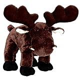 Webkinz Moose Soft Toy by Webkinz