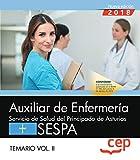 Auxiliar de Enfermería del Servicio de Salud del Principado de Asturias. SESPA. Temario Vol.I: 1