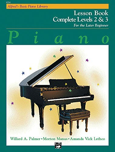 Download Alfred's Basic Piano Prep Course Lesson Book, Bk F: For the Young Beginner (Alfred's Basic Piano Library) by Willard A. Palmer Morton Manus Amanda Vick Lethco(1992-05-01) B00ZM2JE44