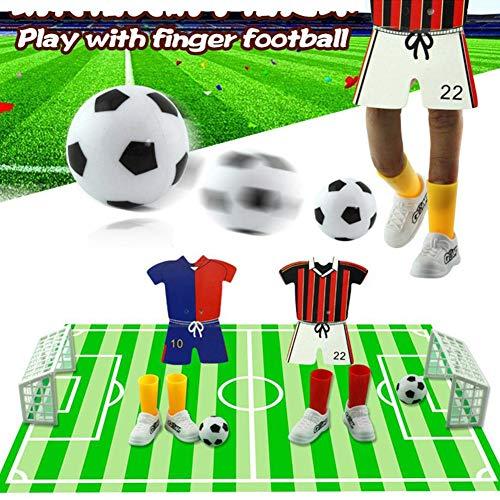 Juego De Juegos De Fútbol Con Los Dedos Juguetes De Fútbol Con ...