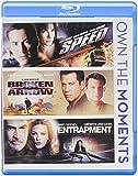 Speed/ Broken Arrow/ Entrapment [Blu-ray]