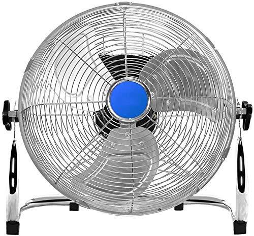 HTL Ventilador de Piso para la Oficina en el Hogar Escritorio de Alta Potencia de Alta Potencia Industrial de la Fábrica de Distribución Y Ventilador de Piso de Escalada,14 Pulgadas