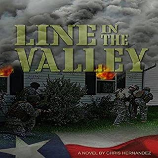 Line in the Valley audiobook cover art
