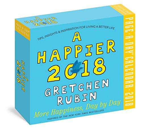 A Happier 2018 Page-A-Day Calendar