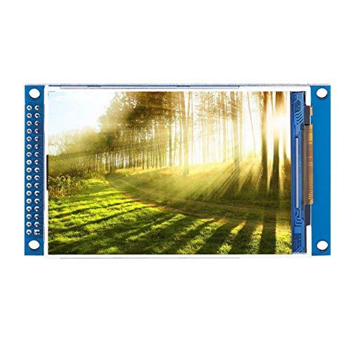 3.5 '' 320x480 2 Estilo TFT LCD Pantalla de visualización Módulo de pantalla táctil Amplio rango de visualización(#2)
