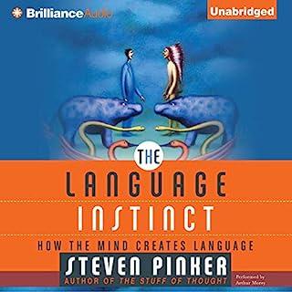 The Language Instinct cover art