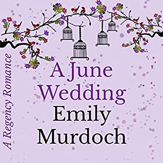 A June Wedding audiobook cover art