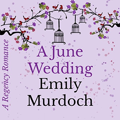 A June Wedding audiobook cover art