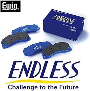 ENDLESS エンドレス ブレーキパッド Ewig MX72 リア用 フォルクスワーゲン ゴルフ5 GTI/GTX 1KAXX 05~