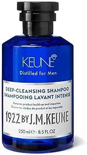 Keune 1922 Man Deep Cleansing Shampoo Antioleosidade 250ml