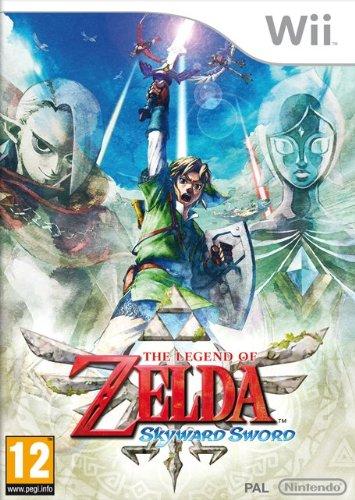 The Legend of Zelda: Skyward Sword (Nintendo Wii) [importación inglesa]