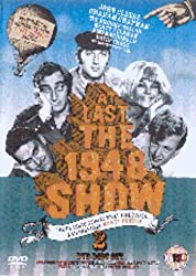 At Last the 1948 Show on DVD